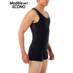 BINDER Underworks ECONO chest Binder Top (Long Noir)
