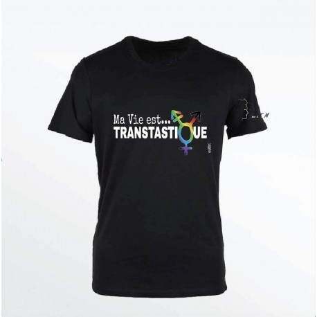 T-shirt Trans-Parent