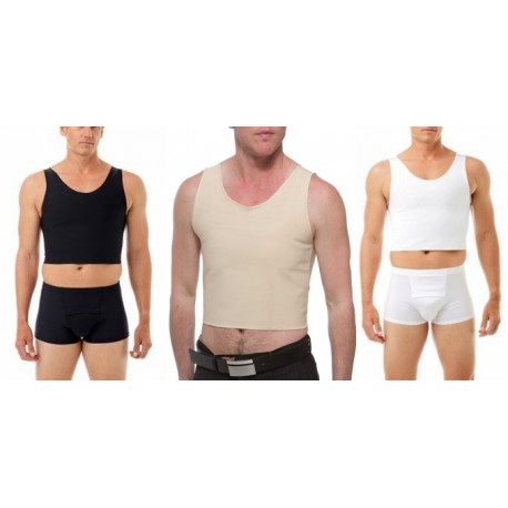 BINDER Underworks Tri-Top Chest Binder (983 Court )