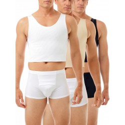 Pack de 3 Binder Underworks Tri-Top Chest Binder (983 Court)
