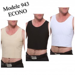 BINDER Underworks ECONO chest Binder Top 943 (Court)